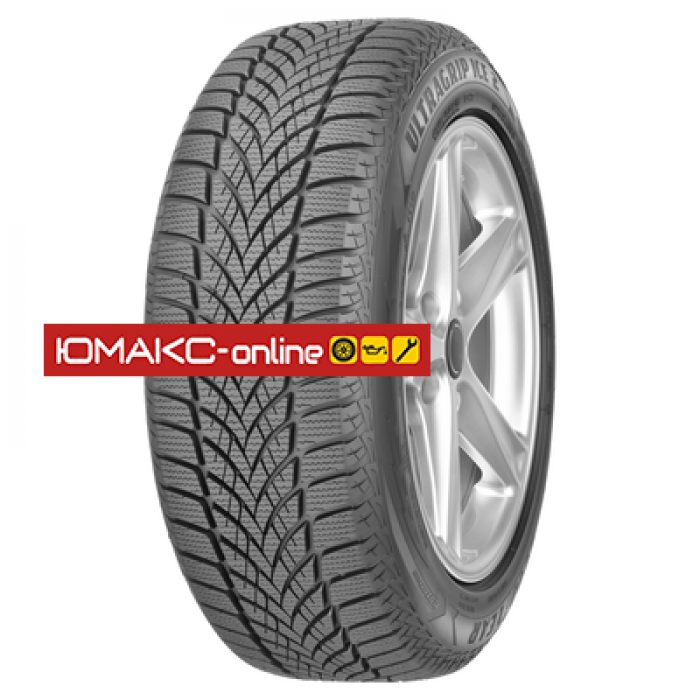 Зимняя легковая шина Goodyear UltraGrip Ice 2 215/55R17 98T XL UltraGrip Ice 2 M+S
