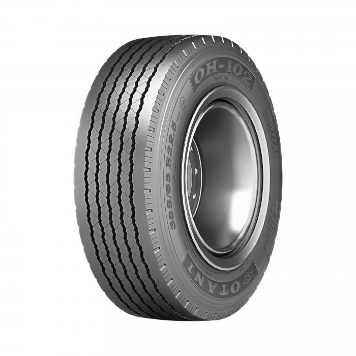 Грузовая шина Otani OH-102 385/65 R22.5 160K PR20