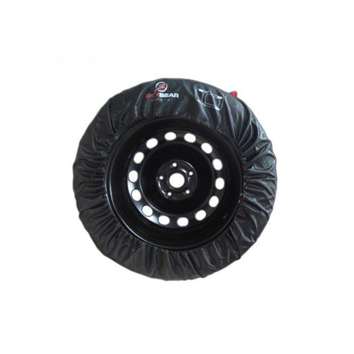 Чехлы для колес 13-16, ширина шин до 300мм, 4 шт SKYBEAR