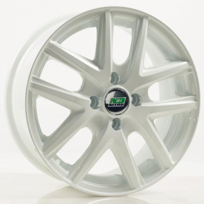 Литые диски Nitro Y4925 6x15 4x100 ET48 dia54.1 (W)